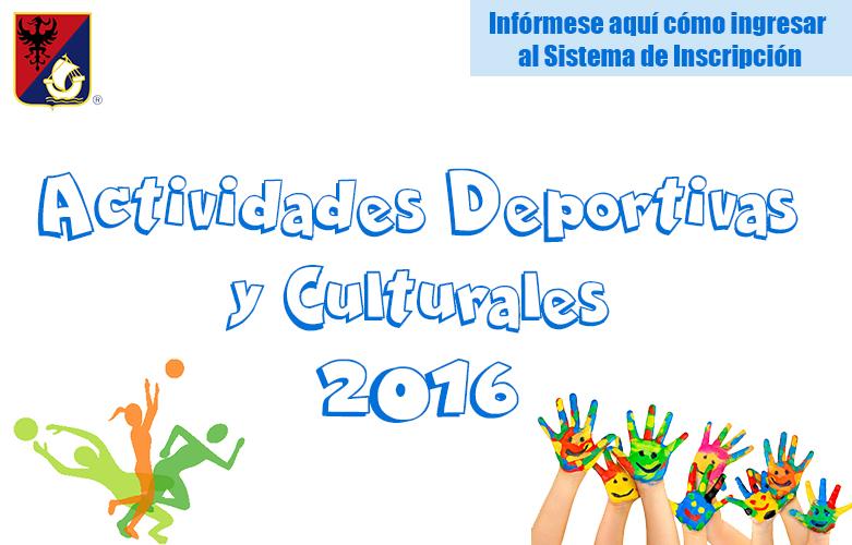 Actividades Extraprogramáticas_2016