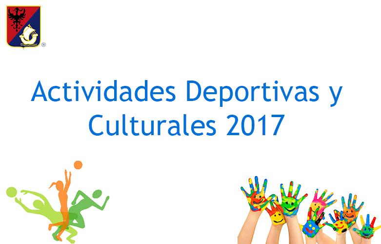 Actividades Extraprogramáticas_2017