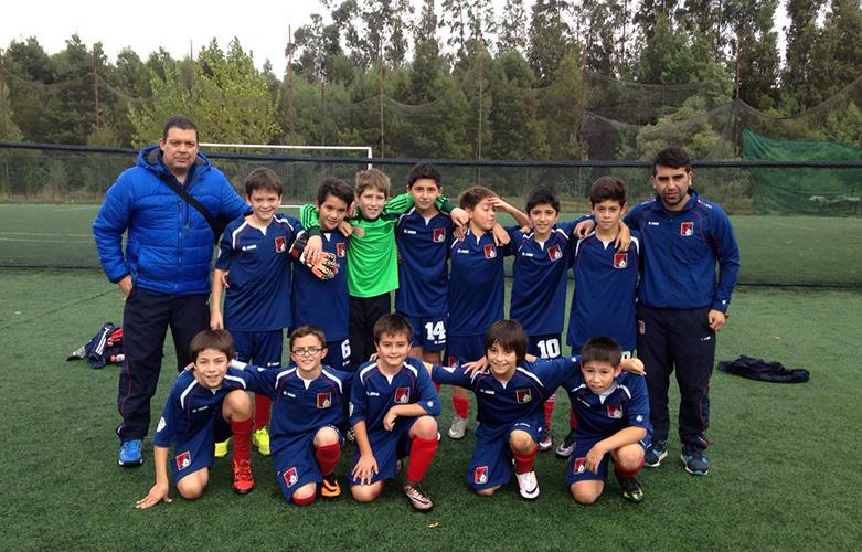 Fútbol Sub 12 Copa Enap