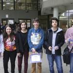 Festival de Matemáticas UdeC Tetraktys