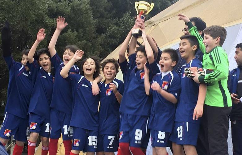 Imagen destacada Copa Enap 50 años campeones
