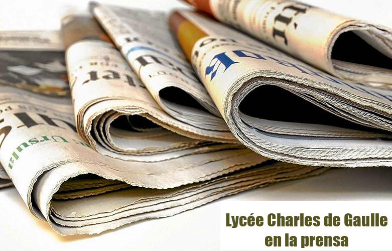 Lycée en la prensa