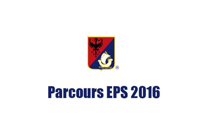 Parcours EPS 2016