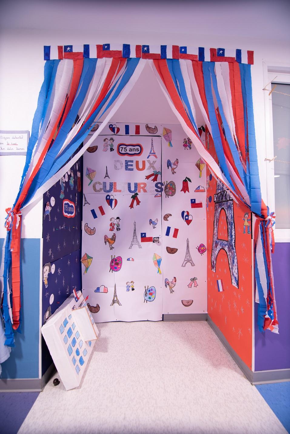 Decoración Aniversario Puertas Maternelle Y Primaria