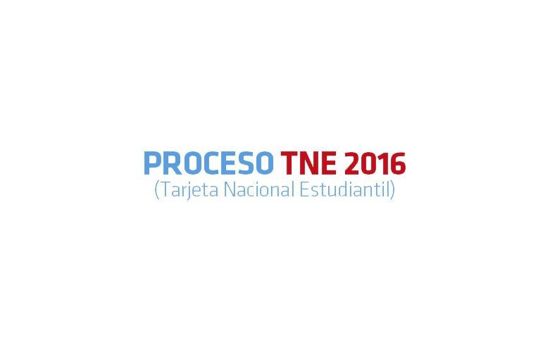 TNE 2016