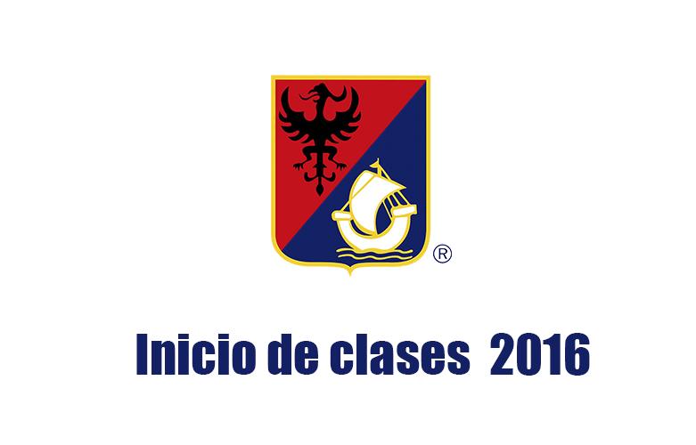 inicio de clases 2016